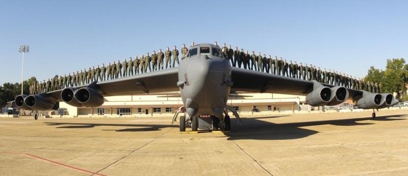 """Результат пошуку зображень за запитом """"бомбардувальників B-52"""""""