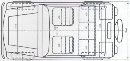 лодка уаз 469 размер