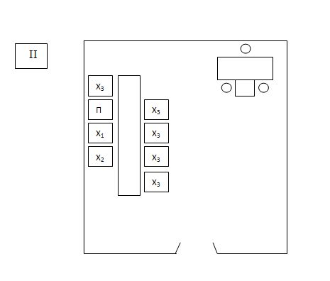 seating scheme (table)