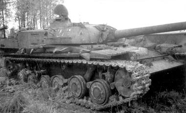 Опытный средний танк т